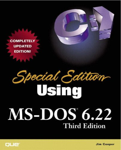 Special Edition Using MS-DOS 6.22 9780789725738