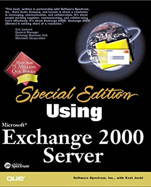 Special Edition Using Microsoft Exchange Server 2000 9780789722782