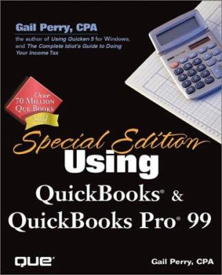 Special Edition Using QuickBooks and QuickBooks Pro Version 6 and 7 9780789719652