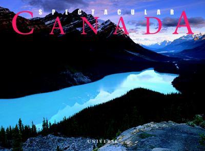 Spectaculaire Canada 9780789320636