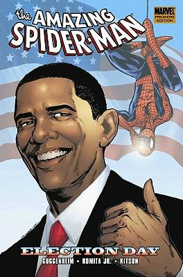 Spider-Man: Election Day 9780785141310