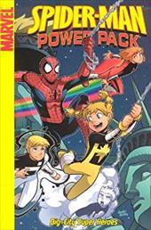 Spider-Man Power Pack: Big-City Super Heroes 3052898