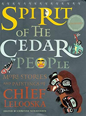 Spirit of the Cedar People [With *] 9780789425713