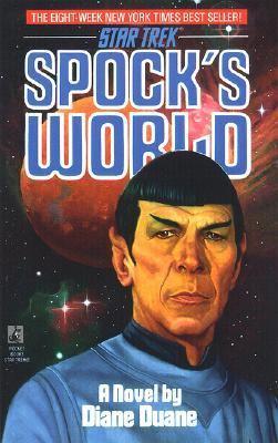 Spock's World (Giant Star Trek) 9780785747734