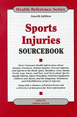 Sports Injuries Sourcebook 9780780812260