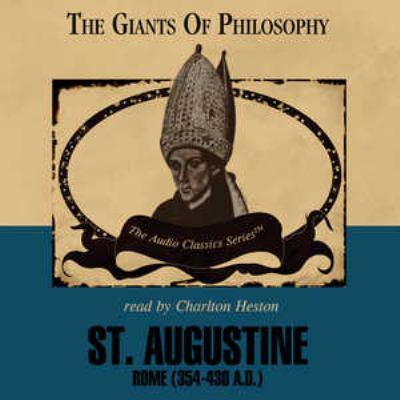 St. Augustine 9780786169337