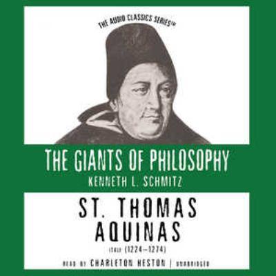 St. Thomas Aquinas: Italy (1224-1274) 9780786169320