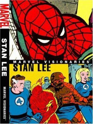Marvel Visionaries: Stan Lee 9780785116936