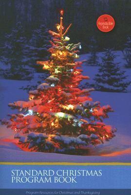 Standard Christmas Progam Book 9780784719428