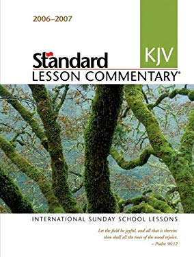 Standard Lesson Commentary 9780784716342