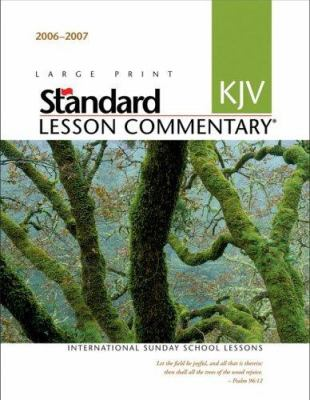 Standard Lesson Commentary 9780784716397