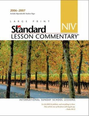 Standard Lesson Commentary 9780784716403