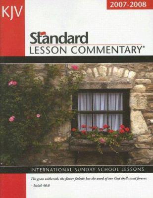 Standard Lesson Commentary: KJV 9780784720790