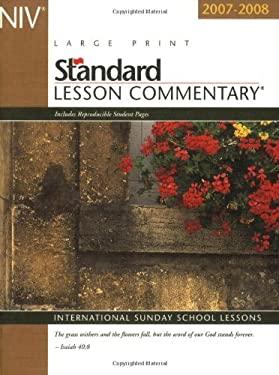 Standard Lesson Commentary: NIV 9780784720837