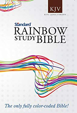 Standard Full Color Study Bible-KJV 9780784729274