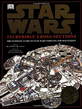 Star Wars: Incredible Cross-Sections 9780789434807