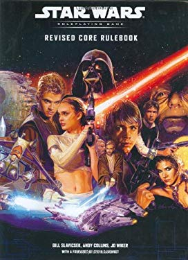 Star Wars Roleplaying Game: Core Rulebook 9780786928767