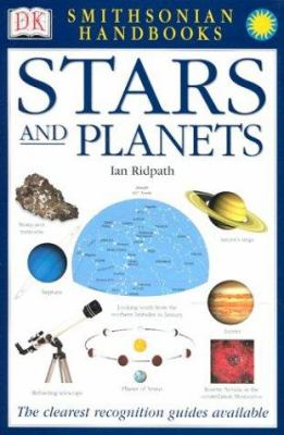 Smithsonian Handbooks: Stars & Planets 9780789489883