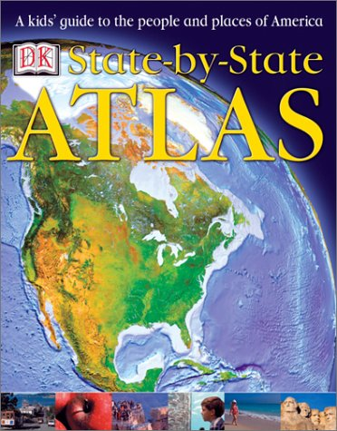 State-By-State Atlas 9780789492579