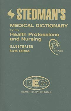 Stedman's Medical Dictionary for the Health Professions and Nursing [With CDROM] 9780781796972