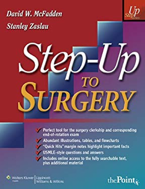 Step-Up to Surgery 9780781774543
