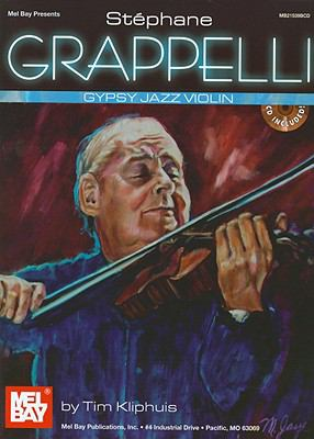 Stephane Grappelli: Gypsy Jazz Violin [With CD (Audio)] 9780786679584