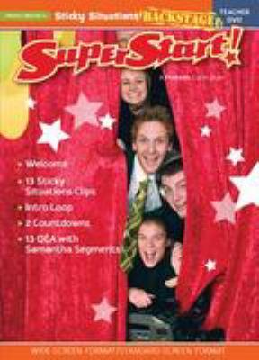 Sticky Situations Backstage Teacher DVD 9780784722206