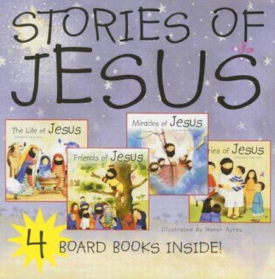 Stories of Jesus: Stories of Jesus/Miracles of Jesus/Friends of Jesus/The Life of Jesus 9780784719770