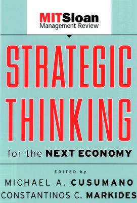 Strategic Thinking for the Next Economy 9780787957292