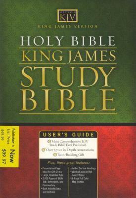 Study Bible-KJV 9780785201687