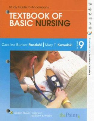 Study Guide to Accompany Textbook of Basic Nursing 9780781769365