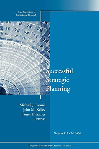 Successful Strategic Planning 9780787977924