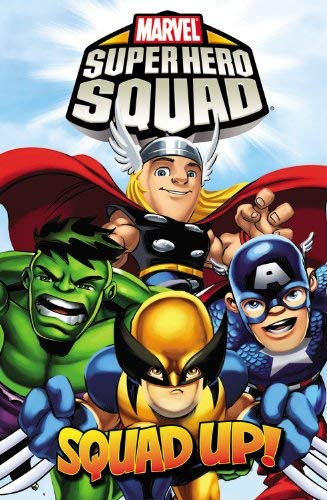 Squad Up! 9780785143468