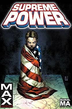 Supreme Power Volume 1: Contact Tpb 9780785112242