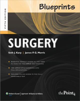 Surgery 9780781788687