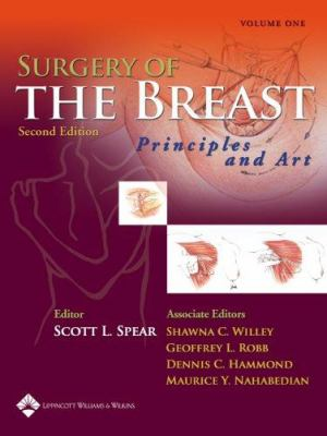 Surgery of the Breast: Principles and Art 9780781747561