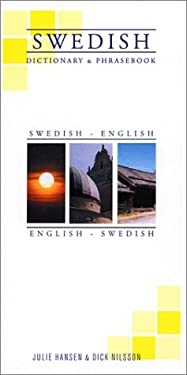 Swedish-English English/Swedish Dictionary and Phrasebook 9780781809030