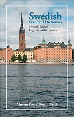 Swedish/English-English/Swedish Standard Dictionary 9780781803793