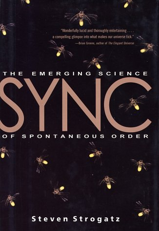 Sync: The Emerging Science of Spontaneous Order 9780786868445