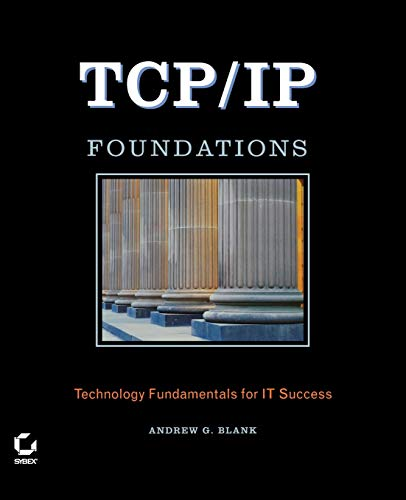 TCP/IP Foundations 9780782143706