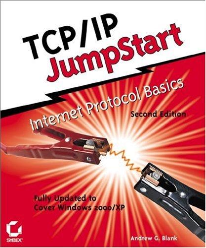 TCP IP Jumpstart 9780782141016