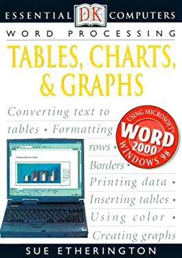 Tables, Charts & Graphs 9780789455352