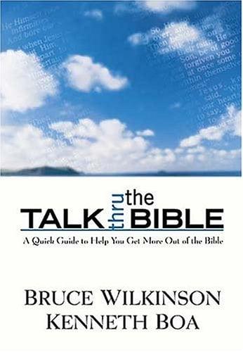 Talk Thru the Bible 9780785212218