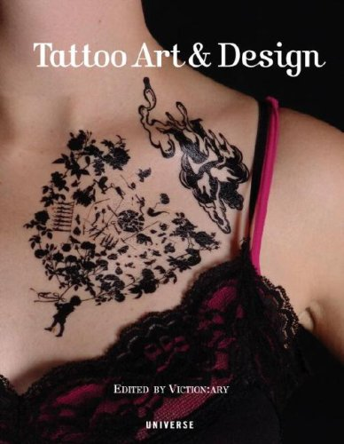 Tattoo Art & Design 9780789315281