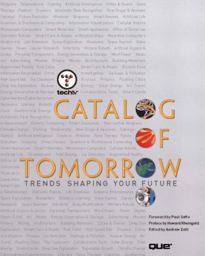 Techtv's Catalog of Tomorrow 9780789728104