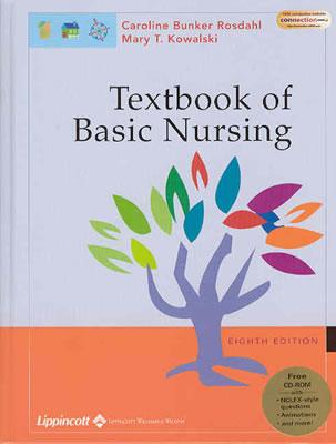 Textbook of Basic Nursing [With 2 CDROMs] 9780781752954