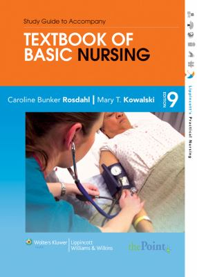 Textbook of Basic Nursing [With CDROM] 9780781765213