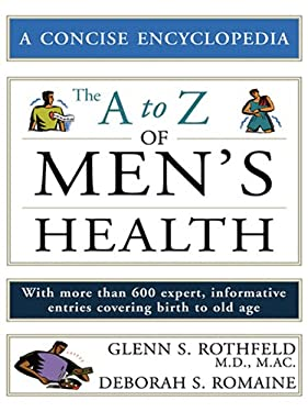 The A to Z of Men's Health 9780786289509
