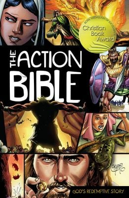 The Action Bible: God's Redemptive Story 9780781444996