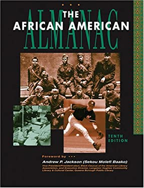The African American Almanac: Formerly the Negro Almanac 9780787640217